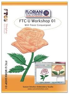 FLORIANI DVD-FTCU Total Control U Workshop #1 DVD with Trevor Conquergood