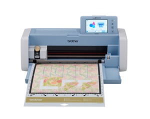 "Brother, ScanNCut, SDX225X, 12"" x 24"", Scanner and Cutter, Auto Blade Depth, Cuts 3mm, Quieter + CADXRF1 Roll Feeder with Vinyl Cutter Blade , Brother ScanNCut, ScanNCut DX, SDX125, SDX225, SDX1200, SDX1000, Brother, Scan N Cut, ScanNCut2, Scan N Cut on HSN, Brother CM650WX, ScanNCut CM350, Scan N Cut 2 Digital Cutter, 12x24"" Scan Area, 5"" LCD Panel*, CM650W, CM550DX, CM250, cm100d, SCANNCUT, Scan, Cut, 12"" Digital, Scanner, & Cutter, BLUE, Free Standing Digital Scanner & Cutter 300DPI TouchScreen USBPort, 840Design Font Quilt Applique, Draw, Layout, Save,"