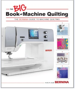 BERNINA, Big, Book, Quilting, Machine Quilting, BERNINA BBOMQ Big Book of Machine Quilting