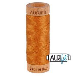Aurifil 1080-2155 Cotton Mako Thread, 80wt 280m CINNAMON