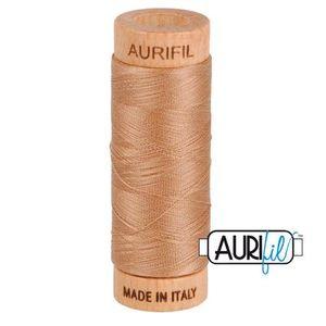 Aurifil 1080-2340 Cotton Mako Thread, 80wt 280m CAF