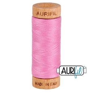 Aurifil 1080-2479 Cotton Mako Thread, 80wt 280m MEDIUM ORCHID