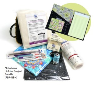 Floriani  FSP-NBH Notebook Holder Project Bundle