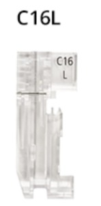 BERNINA C16L Piping Foot (Large 5mm) for L890 Overlocker Serger