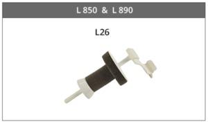 BERNINA L26 Decorative Thread Spool Pin for L850 and L890 Overlocker Serger