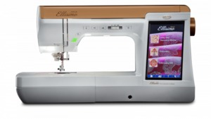 "Babylock BLSOG2 Ellisimo Gold2 Trade In 8x12"" Embroidery Sewing Quilting Machine, Serviced with Warranty, Like Brother Quattro NV6700D"
