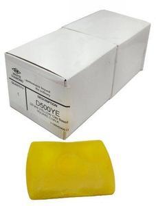 EW White Diamond D500YE Tailor's Chalk Box, 20 Ct. Yellow