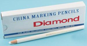 Diamond D92 Grease Pencils, 12 Ct. White