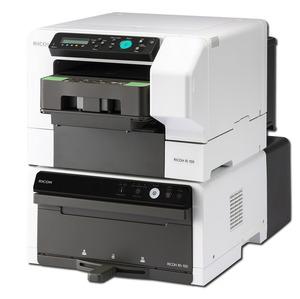 Juki, Garment Printer, Ri100, DTG Printer, Ricoh, Printer, CMYK,
