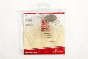 Sew Easy NL4160 Hexagon Template Set