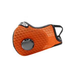 Jansan JS-8146 Sport Face Mask with 1 Filter, Orange