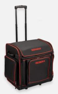 99051: Bernina 888MB L Trolley Overlocker/ Serger Suitcase Roller Bag