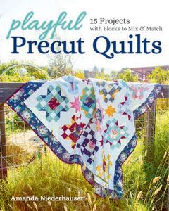 C&T Publishing CT11392 Playful Precut Quilts