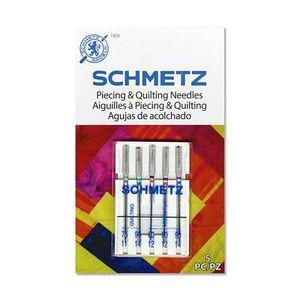 Schmetz 1856 Piecing & Quilting Needles Combo Pack