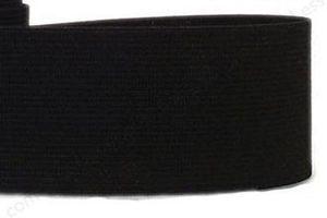 99215: Dritz DE9483B 2in Wide Black Knit Elastic, 8 Yards Per Box