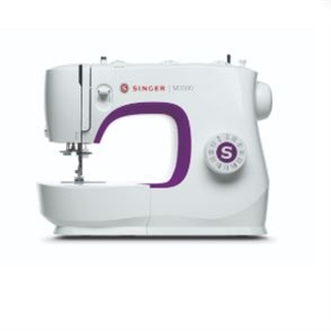 Singer M3500 Sewing Machine with 32 built-in stitches, quick & easy threading, one-step buttonhole, and adjustable stitch length & width