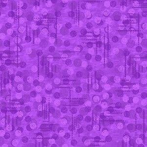 Blank Quilting Jot Dot 9570 53 Lilac