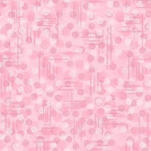 Blank Quilting Jot Dot 9570 20 Lt. Pink