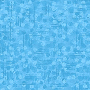Blank Quilting Jot Dot 9570 70 Powder Blue