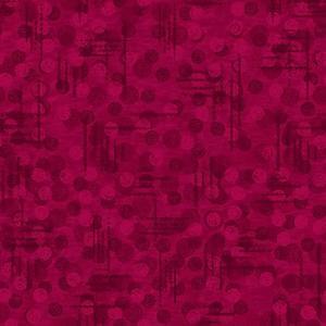 Blank Quilting Jot Dot 9570 87 Wine