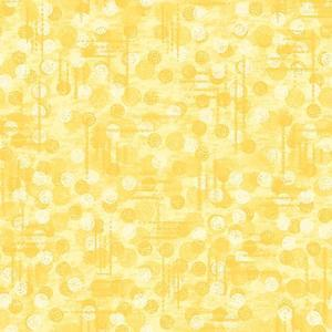 Blank Quilting Jot Dot 9570 44 Yellow