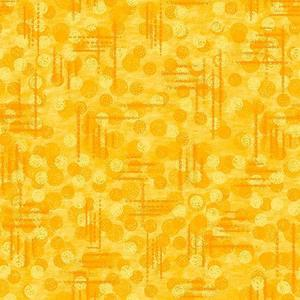 Blank Quilting Jot Dot 9570 42 Med Yellow