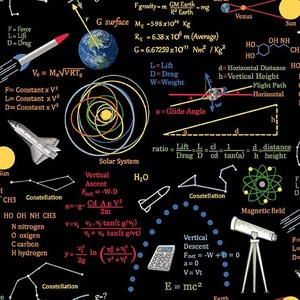 Studio E Planetary Missions 5306-94 Multi Graphics and Formulas