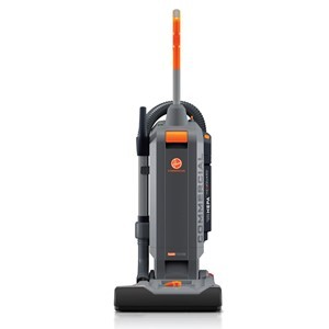 "Hoover CH54115 Hushtone 15+ 15"" Commercial Upright Vacuum"