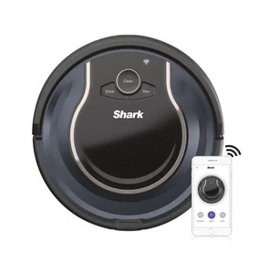 Shark RV725 ION Robot Vacuum Cleaner with Wifi Capability