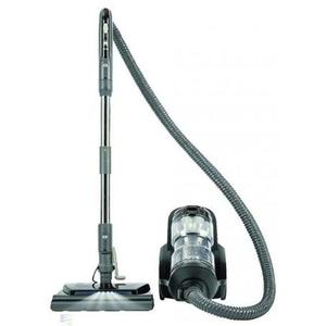 Titan T8000 Canister Vacuum Cleaner with Power Nozzle, Bagless
