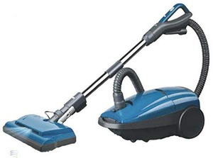 Titan T9200 Canister Vacuum Cleaner with HEPA Filtration