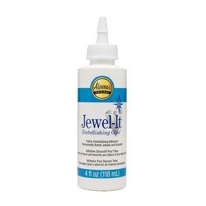 Aleene's Jewel-it Fabric Glue, 4 oz.