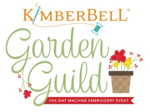 : New! VIRTUAL Kimberbell Garden Guild Kit and Embroider Along Event Sat, Feb 20, 2021 12pm - 4pm CST
