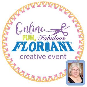 FREE Virtual Floriani Online Fun Fabulous Creative Event Feburary 2 at 1:00 pm CST Part 2