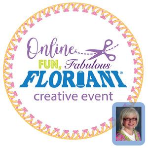 FREE Virtual Floriani Online Fun Fabulous Creative Event Feburary 16 at 1:00 pm CST Part 3
