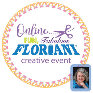 FREE Virtual Floriani Online Fun Fabulous Creative Event March 16th at 1:00 pm CST Part 5