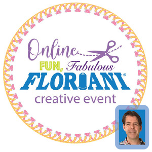 FREE Virtual Floriani Online Fun Fabulous Creative Event March 30th at 1:00 pm CST Part 6