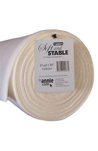 100804: ByAnnie's 1-2057 Soft and Stable Batting Replacement 15ydx58in ($20/Yd Cut in Store)