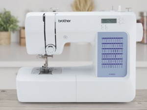 100913: Brother CS5055 Computer Sewing Machine 60/97 Stitches