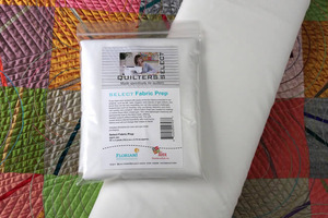 """Quilters Select QSFP-303 Select Fabric Prep Interlining, 30"""" x 3 Yds."""
