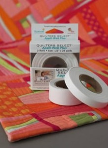 """Quilters Select QSAW-202 Select Appli-Web Plus Stabilizer, 1"""" x 10 Yd. Roll"""