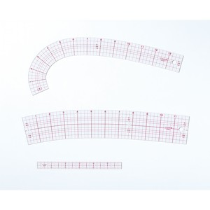 Clover CL7006 Curve Ruler Set with Mini Ruler