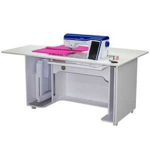 Horn 8030 Sewing Cabinet with Electric Lift