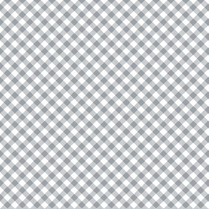 EE Schenck Chelsea's Checks HEG9700-90 Gray