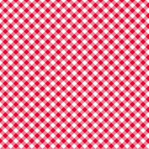 EE Schenck Chelsea's Checks HEG9700-8 Red/White