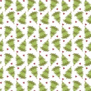 EE Schenck Heart & Home CON10327-09 FARM FRESH TREES - WHITE