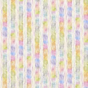 EE Schenck Flowers & Feathers PNBFLFE-4475-MU Watercolor Stripes