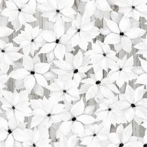 EE Schenck Sophisticated Christmas PNBSOPC-4420-S Flowers