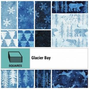 """EE Schenck Glacier Bay SQ-ISBGLB 10"""" SQUARES - GLACIER BAY"""