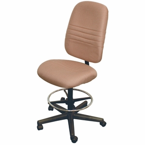 Horn 13090C Deluxe Drafting Chair—Choose Your Color: Tan or Beige